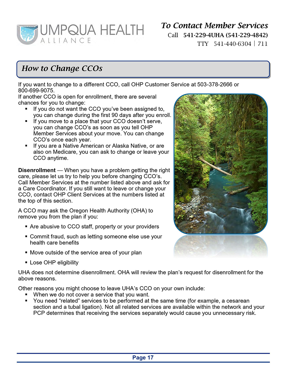 Member Handbook - Page 17